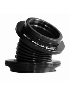 Lensbaby Velvet 28 Silver Canon Rf Lensbaby LBC28SECRF - 1