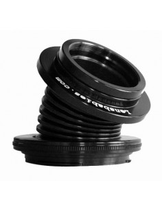 Lensbaby f/2.8, 37 mm, SLR Musta Lensbaby LBV56SECRF - 1