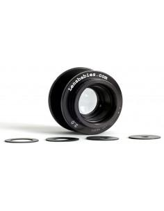 Lensbaby f/2.0, SLR Musta Lensbaby LBV85SEC - 1