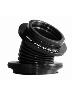 Lensbaby f/2.0, SLR Musta Lensbaby LBV85SEM - 1