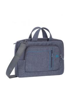 """Rivacase 7520 laukku kannettavalle tietokoneelle 33,8 cm (13.3"""""""") Suojakotelo Harmaa Rivacase 7520 Grey - 1"""