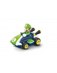 Carrera Mario Kart(TM) Luigi Maantiekilpa-auto Sähkömoottori Carrera 370430003 - 1