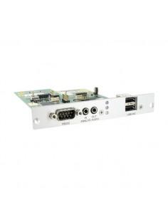 Black Box ACX1MR-ARH liitäntäkortti/-sovitin Sisäinen 3. 5 mm, Sarja, USB 2.0 Black Box ACX1MR-ARH - 1