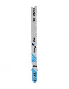 Bosch 2 608 638 471 sågblad till sticksåg, dekupörsåg och tigersåg Figursågblad Snabbstål (HSS) 25 styck Bosch 2608638471 - 1