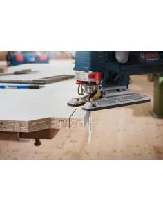 Bosch 2 608 663 752 jigsaw/scroll saw/reciprocating saw blade Jigsaw High carbon steel (HCS) 25 pc(s) Bosch 2608663752 - 1