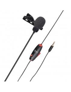 Hama Smart Black Clip-on microphone Hama 4634 - 1