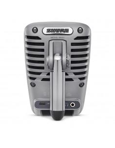 Shure MOTIV MV51 Harmaa Digitaalinen videokameramikrofoni Shure MV51-DIG - 1
