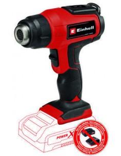 Einhell TE-HA 18 Li Hot air gun 200 l/min 550 °C Black, Red Einhell 4520500 - 1