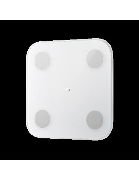 Xiaomi Mi Body Composition Scale 2 Neliö Läpinäkyvä, Valkoinen Sähkökäyttöinen henkilövaaka Xiaomi 6934177707452 - 2