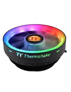 Thermaltake UX100 ARGB Lighting Suoritin Jäähdytin 12 cm Musta Thermaltake CL-P064-AL12SW-A - 1