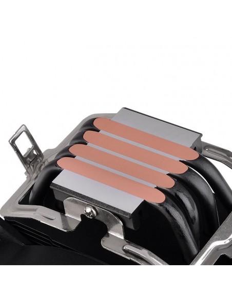 Thermaltake UX200 ARGB Lighting Suoritin Jäähdytin 12 cm Musta Thermaltake CL-P065-AL12SW-A - 6