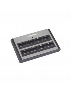 Black Box CB-KEYPAD-208-T Numeerinen näppäimistö RS-485 Musta, Hopea Black Box CB-KEYPAD-208-T - 1