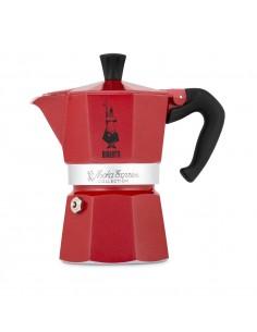 Bialetti 0006953 kahvinkeitin Mokkapannu 0,13 L Punainen Bialetti 0006953 - 1