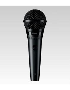 Shure PGA58 Svart Studiomikrofon Shure PGA58-QTR-E - 1
