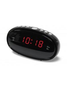 Denver CR-420 Klockradio Digital Svart Denver 111131000191 - 1
