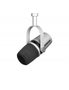 Shure MV7 Silver Studio microphone Shure MV7-S - 1