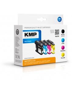 KMP B62VX 4 kpl Yhteensopiva Musta, Syaani, Magenta, Keltainen Kmp Creative Lifestyle Products 1529,4005 - 1