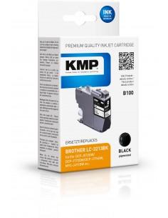 KMP 1539.4001 mustekasetti 1 kpl Yhteensopiva Musta Kmp Creative Lifestyle Products 1539,4001 - 1