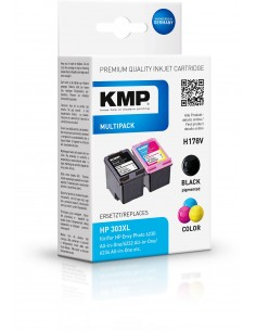 Kmp H178v Promo Pack Bk/color Comp. With Hp 3yn10ae Kmp Creative Lifestyle Products 1763,4005 - 1