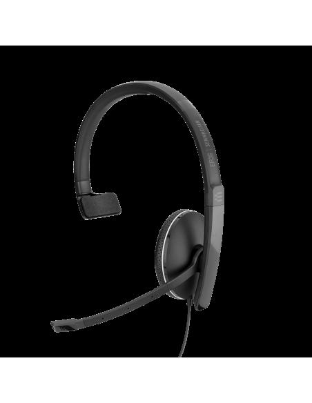 EPOS   Sennheiser ADAPT SC 135 USB Kuulokkeet Pääpanta 3.5 mm liitin A-tyyppi Musta Sennheiser 508316 - 3