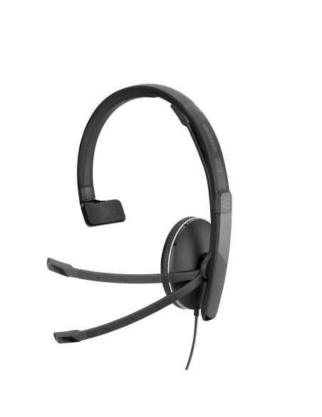 EPOS   Sennheiser ADAPT SC 135 USB Kuulokkeet Pääpanta 3.5 mm liitin A-tyyppi Musta Sennheiser 508316 - 6