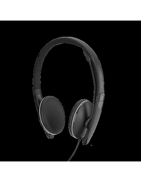 EPOS | Sennheiser ADAPT SC 165 USB Kuulokkeet Pääpanta 3.5 mm liitin A-tyyppi Musta Sennheiser 508317 - 9