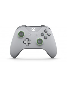 Microsoft WL3-00061 peliohjain Vihreä, Harmaa RF Pad-ohjain Analoginen Xbox One S Microsoft WL3-00061 - 1