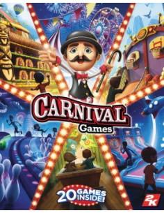 2k Games Act Key/carnival Games 2k Games 861853 - 1