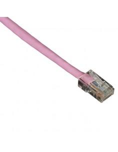 Black Box Cat5e, 0.6m Cat5e U/UTP (UTP) Vaaleanpunainen verkkokaapeli Black Box EVNSL56-0002 - 1