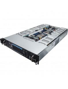 Gigabyte G250-G50 Intel® C612 LGA 2011-v3 Rack (2U) Gigabyte 6NG250G50MR-00 - 1