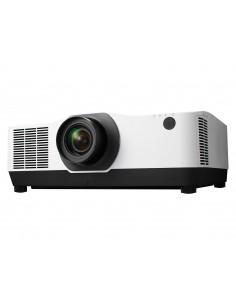 NEC PA1004UL dataprojektori Kattoon/Lattiaan kiinnitettävä projektori 10000 ANSI lumenia 3LCD WUXGA (1920x1200) 3D Valkoinen Nec