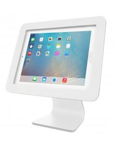 Compulocks iPad enclosure Kiosk tablet security White Maclocks AIO-W - 1