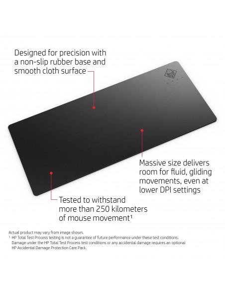 HP OMEN 300 Gaming mouse pad Grey Hp 1MY15AA#ABB - 4