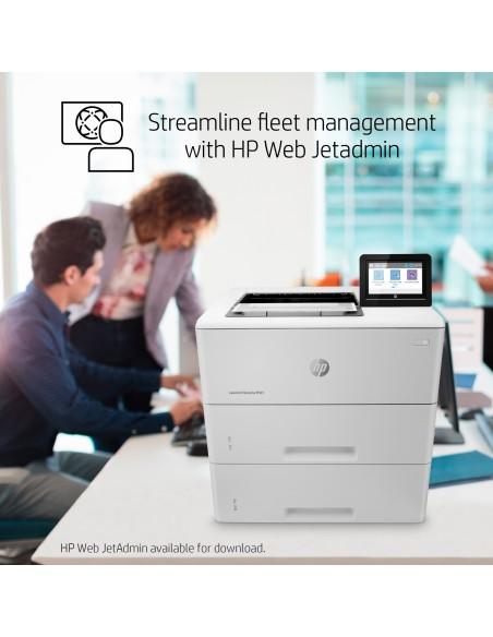HP LaserJet Enterprise M507x 1200 x DPI A4 Wi-Fi Hp 1PV88A#B19 - 12