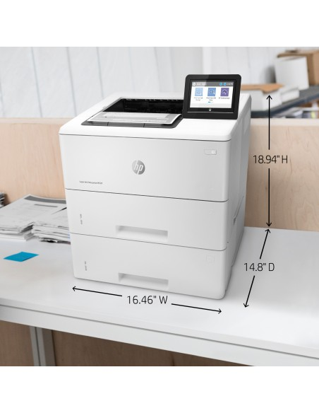 HP LaserJet Enterprise M507x 1200 x DPI A4 Wi-Fi Hp 1PV88A#B19 - 16