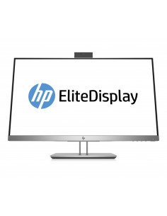 "HP EliteDisplay E243d 60.5 cm (23.8"") 1920 x 1080 pikseliä Full HD LED Harmaa, Hopea Hp 1TJ76AA#ABB - 1"