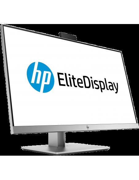 "HP EliteDisplay E243d 60.5 cm (23.8"") 1920 x 1080 pikseliä Full HD LED Harmaa, Hopea Hp 1TJ76AA#ABB - 2"