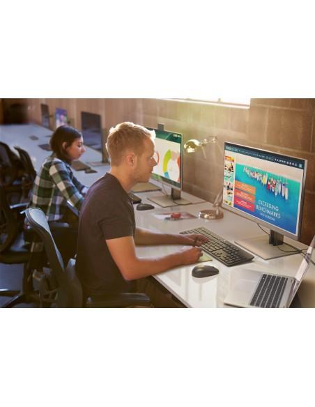 "HP EliteDisplay E243d 60.5 cm (23.8"") 1920 x 1080 pikseliä Full HD LED Harmaa, Hopea Hp 1TJ76AA#ABB - 8"