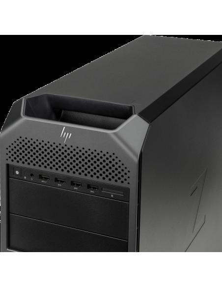 HP Z4 G4 W-2123 Mini Tower Intel® Xeon W 16 GB DDR4-SDRAM 256 SSD Windows 10 Pro Arbetsstation Svart Hp 3MB70EA#UUW - 7