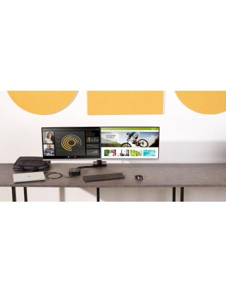 HP Universal Dock G2 Wired USB 3.2 Gen 1 (3.1 1) Type-C Black Hp 5TW13AA#ABU - 15
