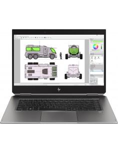 "HP ZBook Studio x360 G5 Mobiilityöasema 39.6 cm (15.6"") 1920 x 1080 pikseliä Kosketusnäyttö 8. sukupolven Intel® Core™ i7 16 GB"
