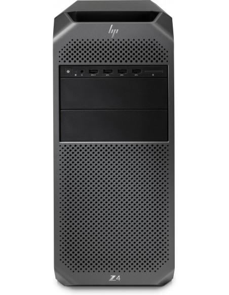 HP Z4 G4 Intel® Xeon W W-2223 16 GB DDR4-SDRAM 512 SSD Tower Musta Työasema Windows 10 Pro Hp 9LM36EA#UUW - 1