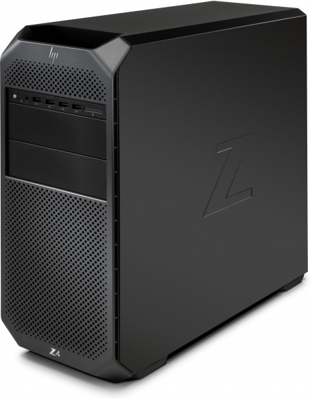 HP Z4 G4 Intel® Xeon W W-2223 16 GB DDR4-SDRAM 512 SSD Tower Musta Työasema Windows 10 Pro Hp 9LM36EA#UUW - 2