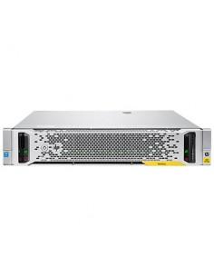 Hewlett Packard Enterprise StoreEasy 1850 9.6TB NAS Rack (2U) Nätverksansluten (Ethernet) Metallisk Hp P9M75A - 1