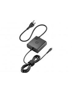HP USB-C Travel 65W virta-adapteri ja vaihtosuuntaaja Sisätila Musta Hp X7W50AA#ABB - 1