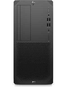 HP Z2 G5 i7-10700K Tower 9th gen Intel® Core™ i7 32 GB DDR4-SDRAM 1000 SSD Windows 10 Pro for Workstations Workstation Black Hp