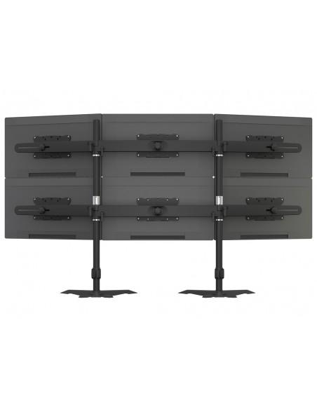 Multibrackets M VESA Desktopmount Triple Stand 24''-32'' Expansion Kit Multibrackets 7350073731329 - 9