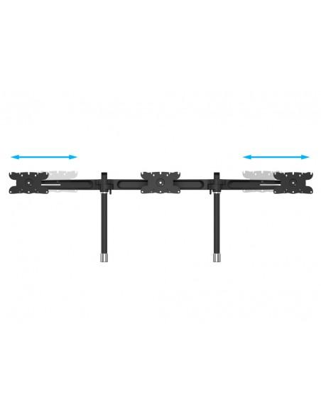 Multibrackets M VESA Desktopmount Triple Stand 24''-32'' Expansion Kit Multibrackets 7350073731329 - 13