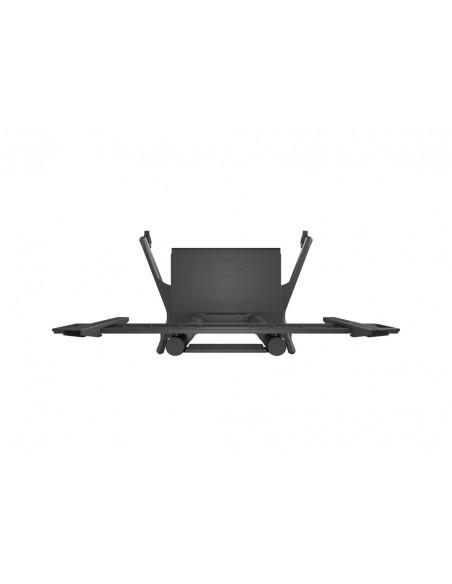 Multibrackets M Public Floorstand Basic 180 incl shelf & camera holder Multibrackets 7350073734627 - 12