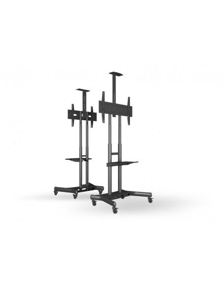 Multibrackets M Public Floorstand Basic 180 incl shelf & camera holder Multibrackets 7350073734627 - 19